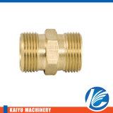 Acoplador de alta presión del latón de la arandela M22*M22