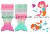 coperta multicolore di Littlemermaid impressa 3D