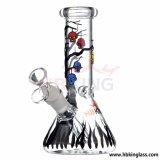 K650 de Rokende Pijp van het Water van het Glas van het Water van het Glas van het Booreiland van de Pijp van het Glas van de Beker