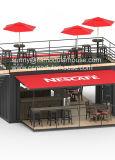 Container voor de Staaf van de Winkel van de Koffie