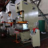 Metal de folha da imprensa de potência do frame da máquina-instrumento Jh21-100ton C que carimba a máquina de perfuração