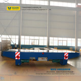 Reboque de aço do transporte do carro de transferência da carga da bobina