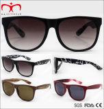 2017 nuovi occhiali da sole di plastica venenti di modo (WSP705888)