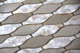Shell de agua dulce y mosaico de mármol de Newsales