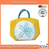 新しい女性の昇進のジュートの戦闘状況表示板のハンドバッグの方法ギフト袋(BDX-161021)