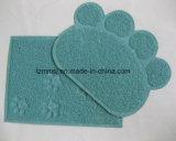 2 1개의 PVC 애완 동물 제품 고양이 배설용상자 매트 개 고양이 침대로