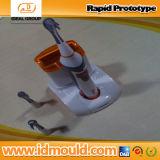Estampado personalizado de piezas de latón chapado con perforación