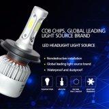 最上質の車のための点によって証明される12000r/Min 36W 8000lmの高い内腔H4 C6 LEDのヘッドライト