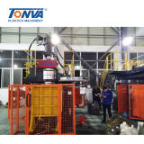 Tonva 5 галлон бутылка минеральной воды продуйте машины литьевого формования и пластмассовый машины выдувания/PE бумагоделательной машины расширительного бачка