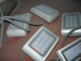 Lettore autonomo di controllo di accesso dell'impronta digitale della cassa del metallo con IP68