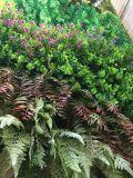 Plantas e flores artificiais da videira de suspensão Cymera_20141
