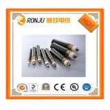 Il doppio colora il cavo elettrico piano elettrico industriale isolato PVC