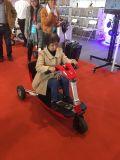 Nuovo motorino elettrico di Satefy ed astuto per gli anziani, veicoli elettrici per il Disable, motorino pieghevole elettrico