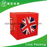 Caja de embalaje de la cámara / cuadro de Color Custom-Made / Gráfica / Caja de cartón corrugado de fábrica del cuadro de Color