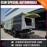 Camion de balayeuse de nettoyage de vide de route de Cbm 9000L de la bonne qualité 8