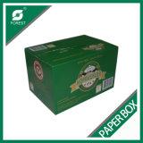 boîte en carton<br/> d&#039;impression couleur haute qualité