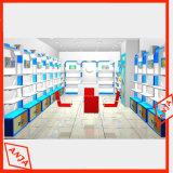 Metall/hölzerne/Edelstahl-Schmucksachen/Uhr/Kosmetik/Sunglass/Schuh-/Kleidung-Bildschirmanzeige-Vorrichtung u. an der Wand befestigtes Verkaufsmöbel für Speicher/Systeme/Einkaufszentrum