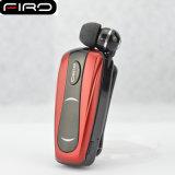 Écouteur sans fil d'earbud de bluetooth avec le support A2DP AVRCP de MIC
