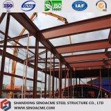 Sinoacmeは鉄骨構造のオフィスビルの構築を組立て式に作った
