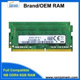 Цена RAM компьтер-книжки 260pins 8GB DDR4