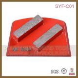 Лавина двойных слоев металлической Бонд шлифовки алмазов для конкретных шлифовального станка
