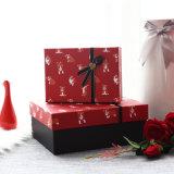 Caja de cartón/caja de cartón de papel para regalos de Año Nuevo