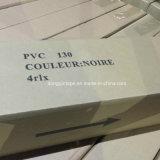 Il nastro adesivo nero del PVC per la protezione elettrica con Ce, RoHS, raggiunge approvato (0.13mm*19mm*20m)