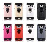 携帯電話の箱ハウジング3DはiPhone Samsungのためのリングを回す