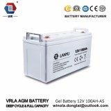 Super Voor Eind Zure AGM van het Lood Batterij 12V 100ah/Lanyu100A003