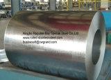 Bobine galvanizzate dell'acciaio usate per il silenziatore automobilistico, il tubo di scarico e lo schermo termico della marmitta catalitica, parte del corpo dell'automobile, segnali stradali