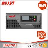 500W 700W 800W steuern Energien-Inverter/Gleichstrom zum Wechselstrom-Inverter mit Aufladeeinheit automatisch an