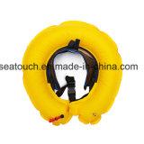 Venta caliente cintura inflable boya de la vida para salvar la vida fácil Cinturón salvavidas inflables