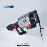 Makute 2800W 85mmの電力ツールの破壊のハンマー(DH85)