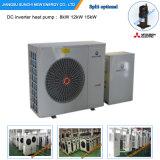 Evi Tech. -25c 100~300de chauffage au sol de la chambre d'hiver de mètres carrés 12kw/19kw/35kw haute Cop Comment les pompes à chaleur Auto-Defrost de travail