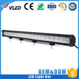 12 pulgadas de 23 pulgadas Barra de indicadores LED de color ámbar blanco Offroad 7D de la barra de luces de día DRL 45pulg.