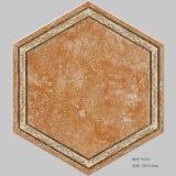 Mattonelle rustiche esagonali della porcellana delle mattonelle per il materiale da costruzione del pavimento