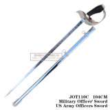 Esercito americano comandiamo alla spada militare 104cm Jot110c di Officer della spada