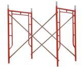 خفيفة واجب رسم فولاذ بناءة إطار نظامة [ترديونل] سقالة لأنّ بناء