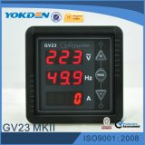Voltmetro del tester di comitato di Digitahi di tensione CA Gv23 Gv23