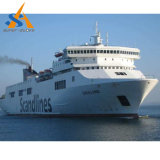 中国800の乗客Roroの船