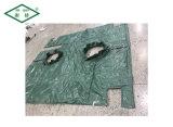 Couvercle de protection de la taille personnalisée d'alimentation avec bâche en PVC Tissu Tissu Tissu PE toile