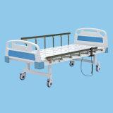 La función de dos camas de hospital eléctrico