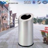 Max-Sn134 Торгового Центра из нержавеющей стали декоративные корзины мусорные контейнеры для отходов