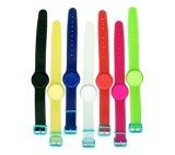 Wristband molle del PVC RFID per i pazienti che seguono nell'ospedale