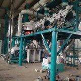 Papad que faz máquinas da fábrica de moagem do trigo