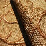 털실 염료 패턴과 길쌈된 기술 셔닐 실 소파 직물