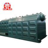 Caldeira de vapor horizontal despedida carvão da câmara de ar da água do combustível contínuo