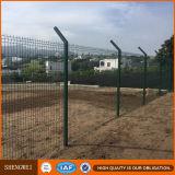 Polvere rivestimento ferro resistente Mesh Netting Fence prima
