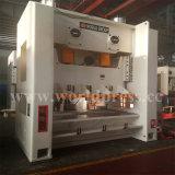 Máquina de perfuração do metal de folha de 110 séries da tonelada Jw36 com embreagem molhada