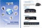 Nieuw allen in Één Stoorzender van het Signaal van de Desktop van de Hoge Macht van 16 Kanalen 70 Meters van de Waaier van Sheilding